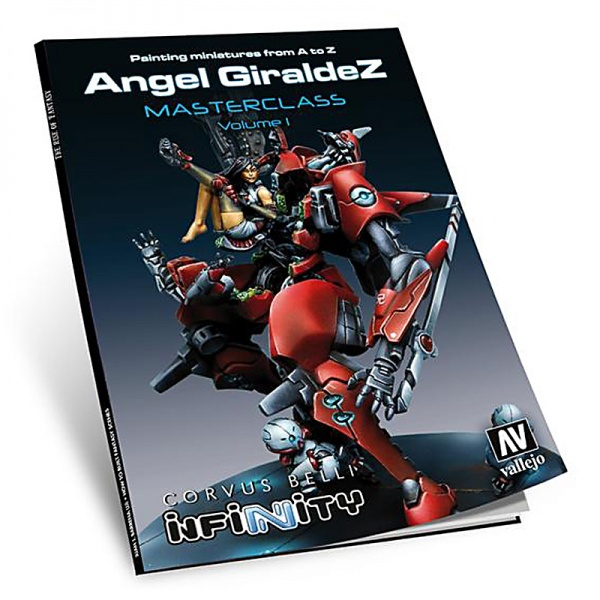 Vallejo Books - Painting Miniatures from A to Z by A. Giraldez